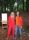 Christina Haverkamp und Henning Rohwedder
