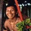 Yanomami-Häuptling aus Xamata
