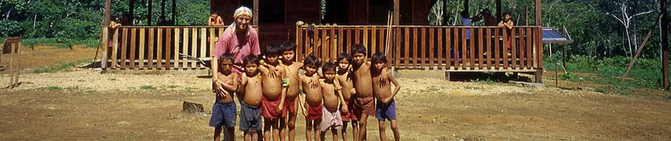 Yanomami-Hilfe e.V.