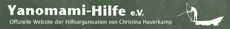 Yanomami-Hilfe Banner (468 x 60 Pixel)