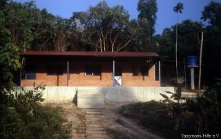 Dritte Krankenstation in Mavaquita