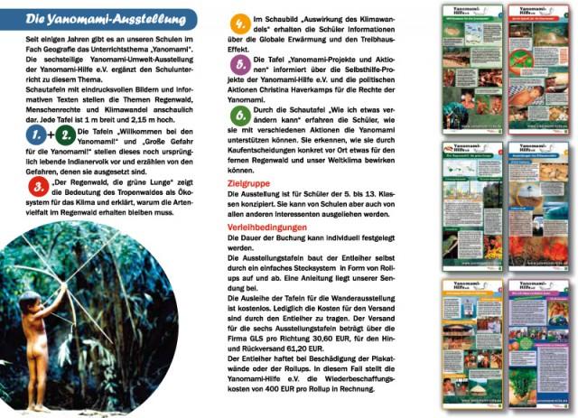 Flyer-zur-Yanomami-Ausstellung