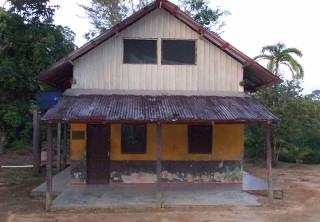 Unsere Krankenstation von 1997 musste dringend renoviert werden