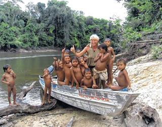Zu Besuch bei den Yanomami-Indianern