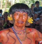Auch Yanomami-Frauen trugen ihr Anliegen vor
