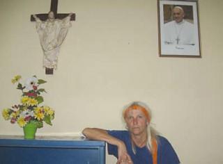 Politisches Asyl beim Bischof in Puerto Ayacuchco
