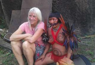 Vertraute Begegnung mit den Yanomami nach langer Zeit
