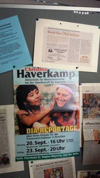 25 Jahre Yanomami Chor in Rhynern