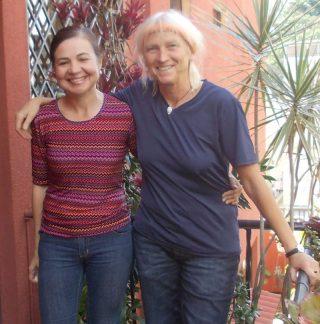Unsere neue Mitarbeiterin in Venezuela Alba Rondon