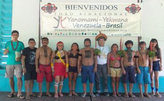 Die Yanomami aus Brasilien stellen sich vor