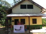Unsere renovierte Krankenstation in Ixima