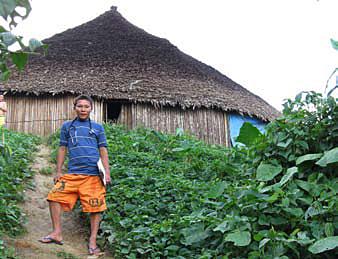 Ery Yaki Yaki versorgt medizinisch die Dörfer von Delgado Chalbaud