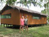 Anna leitet wichtige Bildungskurse in ihrer Schule für die Yanomami